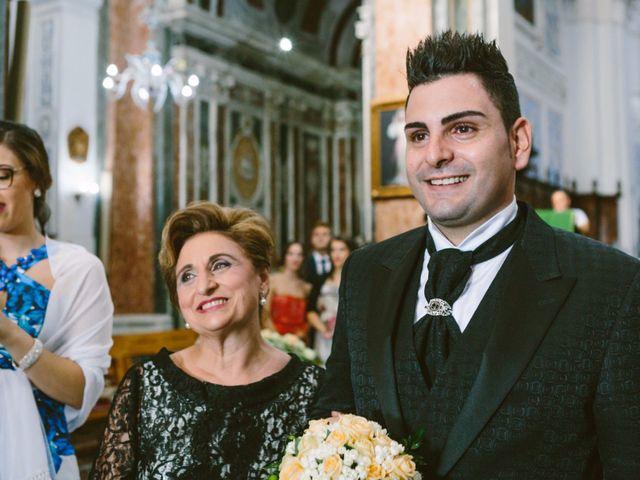 Il matrimonio di Alessandro e Angela a Caltanissetta, Caltanissetta 25