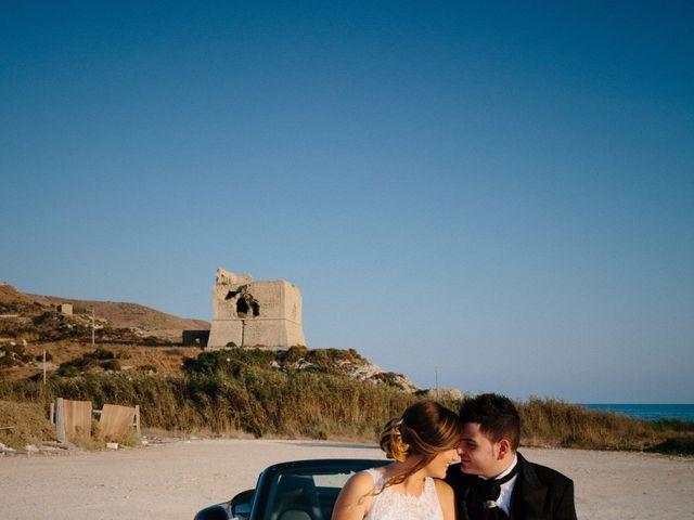 Il matrimonio di Alessandro e Angela a Caltanissetta, Caltanissetta 30