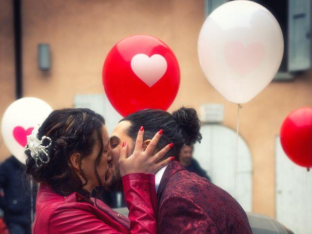 Il matrimonio di Simone e Giulia a Sassuolo, Modena 11
