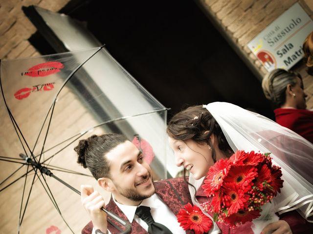 Il matrimonio di Simone e Giulia a Sassuolo, Modena 26
