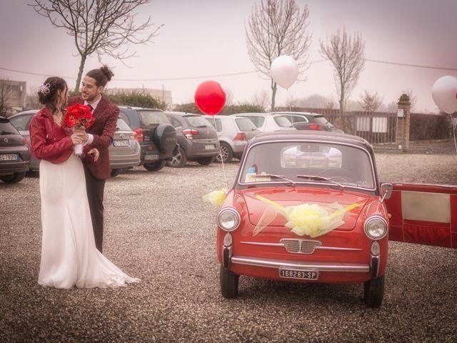 Il matrimonio di Simone e Giulia a Sassuolo, Modena 33