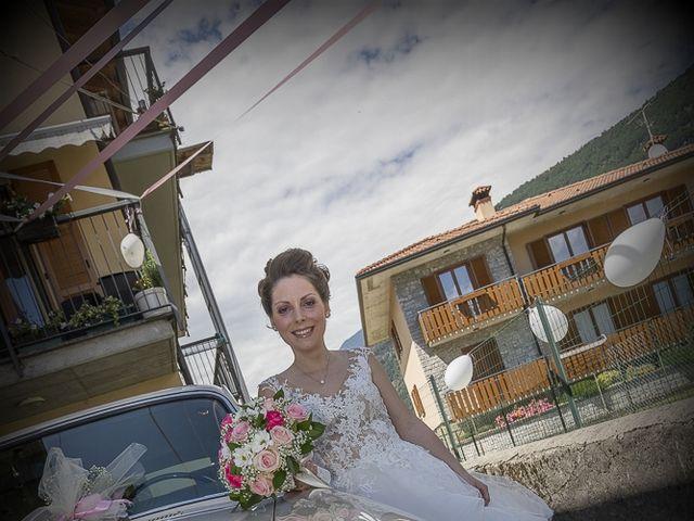Il matrimonio di Jennifer e Massimiliano a Prata Camportaccio, Sondrio 5