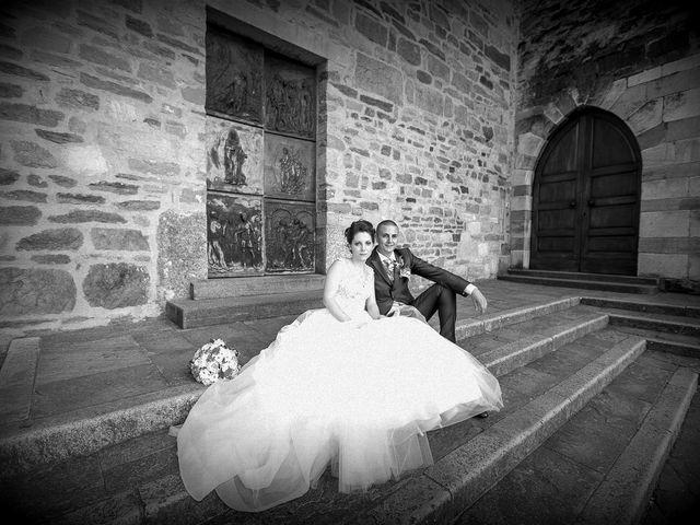 Il matrimonio di Jennifer e Massimiliano a Prata Camportaccio, Sondrio 9