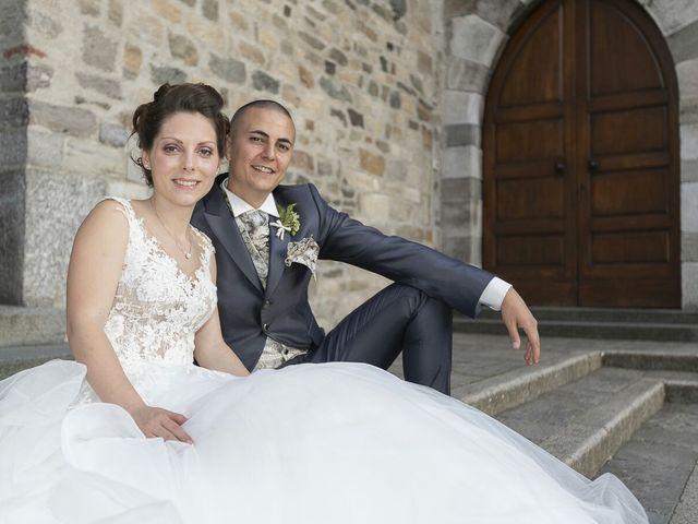 Il matrimonio di Jennifer e Massimiliano a Prata Camportaccio, Sondrio 10
