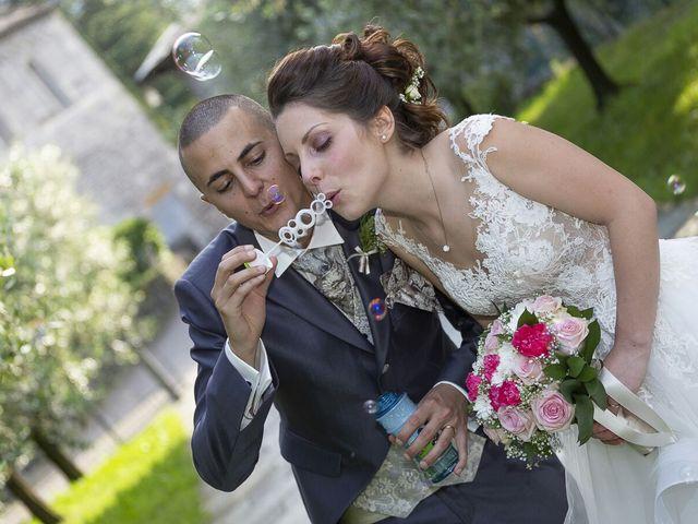 Il matrimonio di Jennifer e Massimiliano a Prata Camportaccio, Sondrio 11