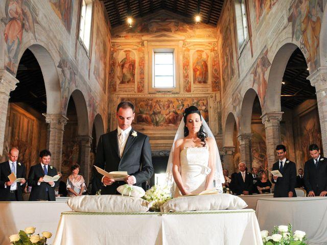 Il matrimonio di Rocco e Roberta a Grottaferrata, Roma 14