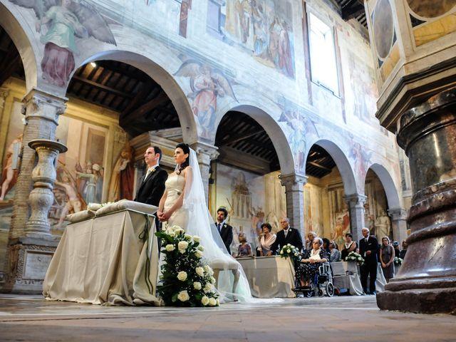 Il matrimonio di Rocco e Roberta a Grottaferrata, Roma 21