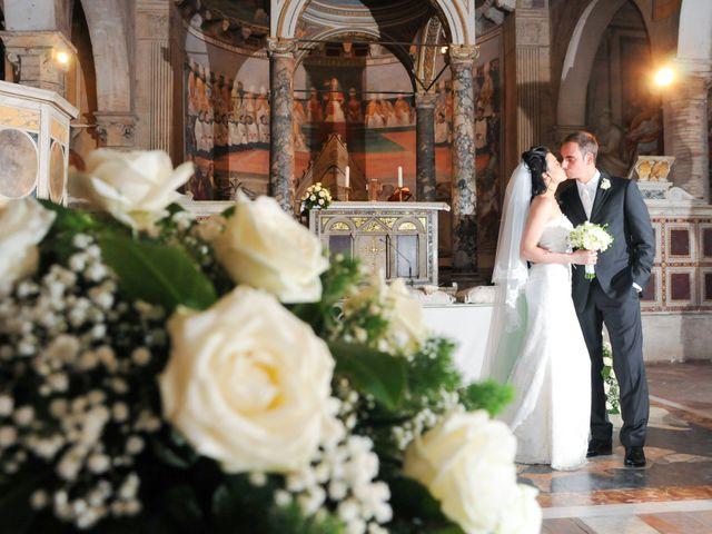 Il matrimonio di Rocco e Roberta a Grottaferrata, Roma 22