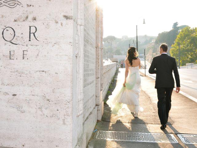 Il matrimonio di Rocco e Roberta a Grottaferrata, Roma 23