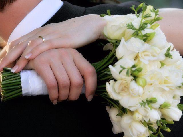 Il matrimonio di Rocco e Roberta a Grottaferrata, Roma 24