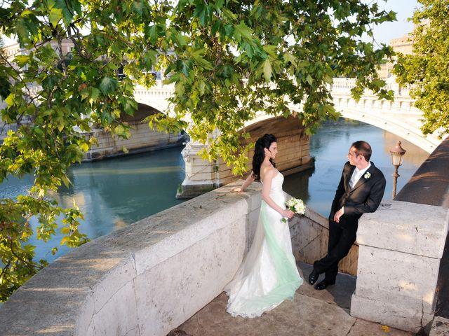 Il matrimonio di Rocco e Roberta a Grottaferrata, Roma 25