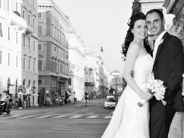 Il matrimonio di Rocco e Roberta a Grottaferrata, Roma 27