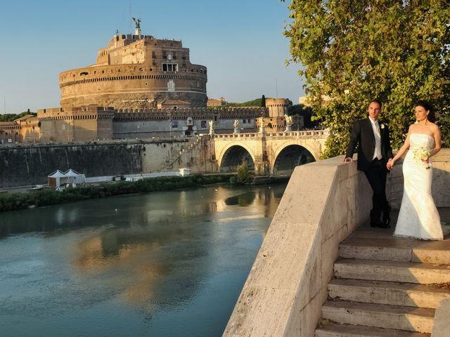 Il matrimonio di Rocco e Roberta a Grottaferrata, Roma 30