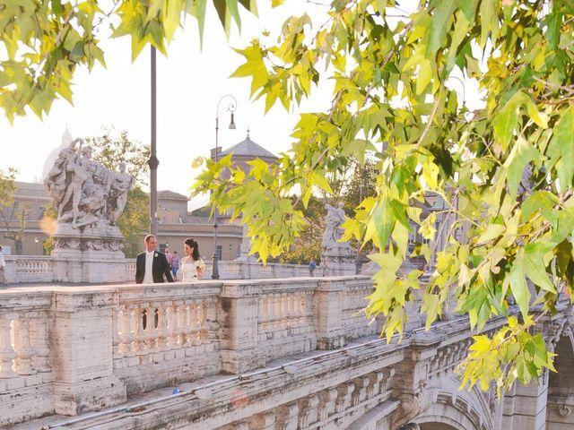 Il matrimonio di Rocco e Roberta a Grottaferrata, Roma 32