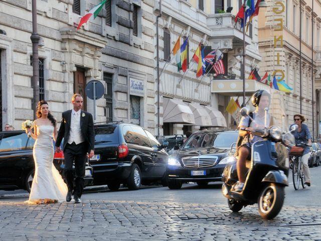 Il matrimonio di Rocco e Roberta a Grottaferrata, Roma 33