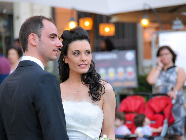 Il matrimonio di Rocco e Roberta a Grottaferrata, Roma 35