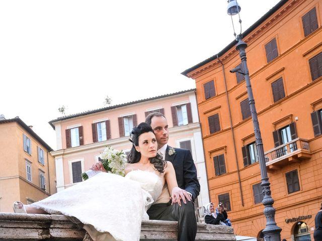Il matrimonio di Rocco e Roberta a Grottaferrata, Roma 37