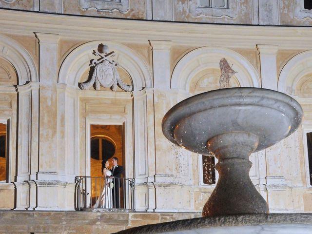 Il matrimonio di Rocco e Roberta a Grottaferrata, Roma 41