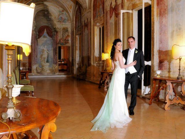 Il matrimonio di Rocco e Roberta a Grottaferrata, Roma 43