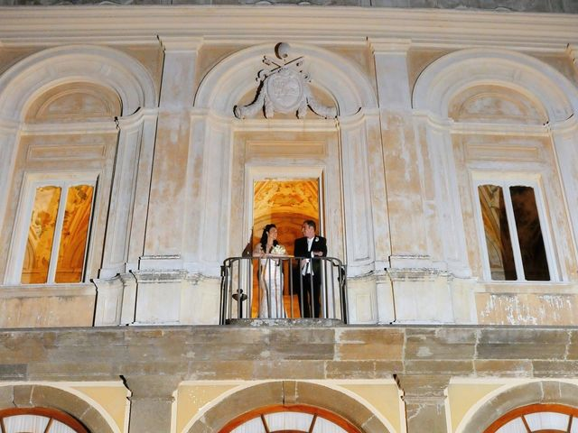 Il matrimonio di Rocco e Roberta a Grottaferrata, Roma 44