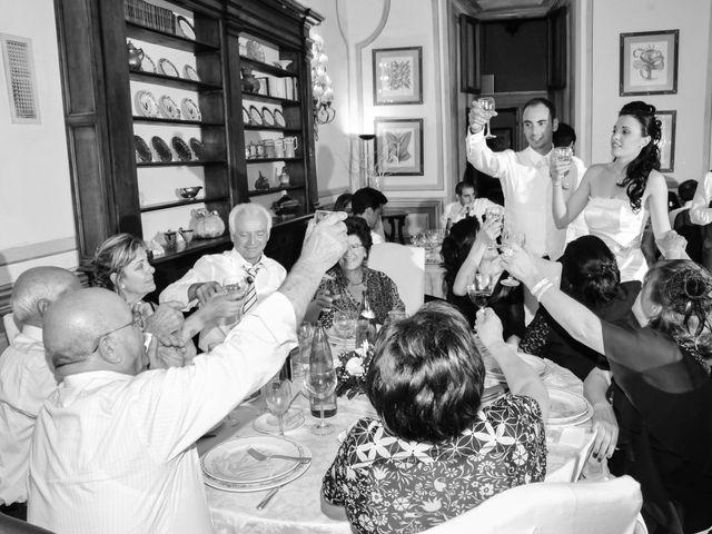 Il matrimonio di Rocco e Roberta a Grottaferrata, Roma 48