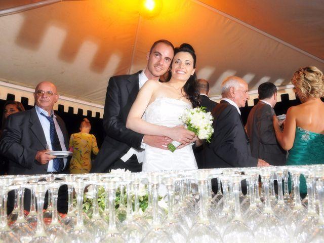 Il matrimonio di Rocco e Roberta a Grottaferrata, Roma 51