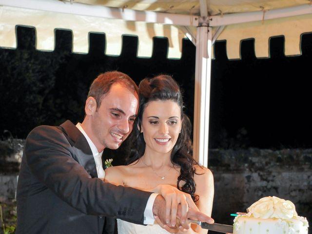 Il matrimonio di Rocco e Roberta a Grottaferrata, Roma 52