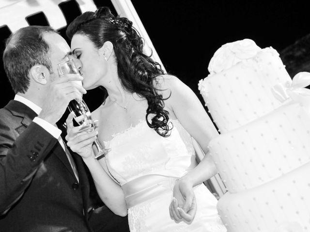 Il matrimonio di Rocco e Roberta a Grottaferrata, Roma 53