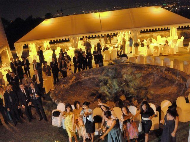 Il matrimonio di Rocco e Roberta a Grottaferrata, Roma 54