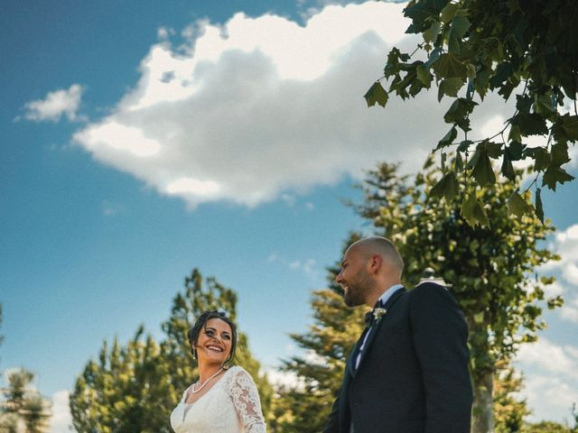 Il matrimonio di Sonia e Carmine a Casoria, Napoli 1