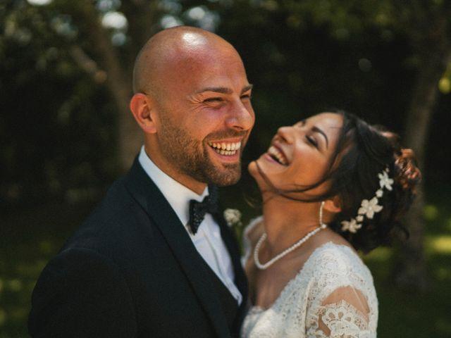 Le nozze di Carmine e Sonia