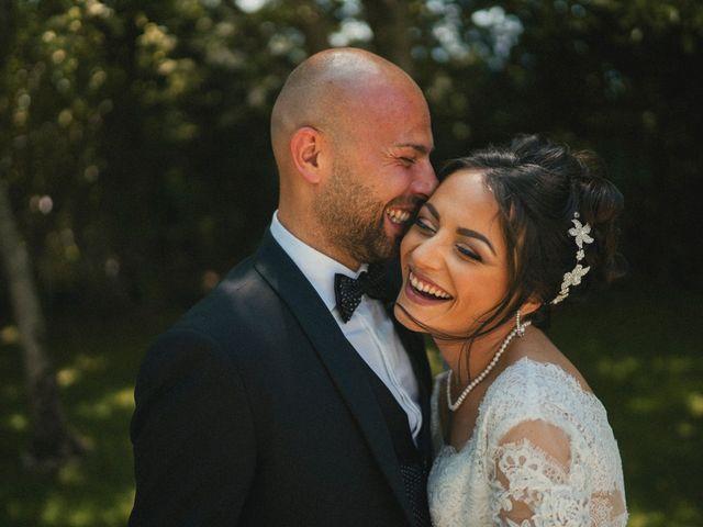 Il matrimonio di Sonia e Carmine a Casoria, Napoli 54