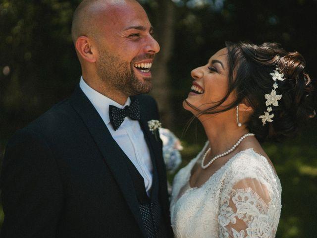 Il matrimonio di Sonia e Carmine a Casoria, Napoli 56