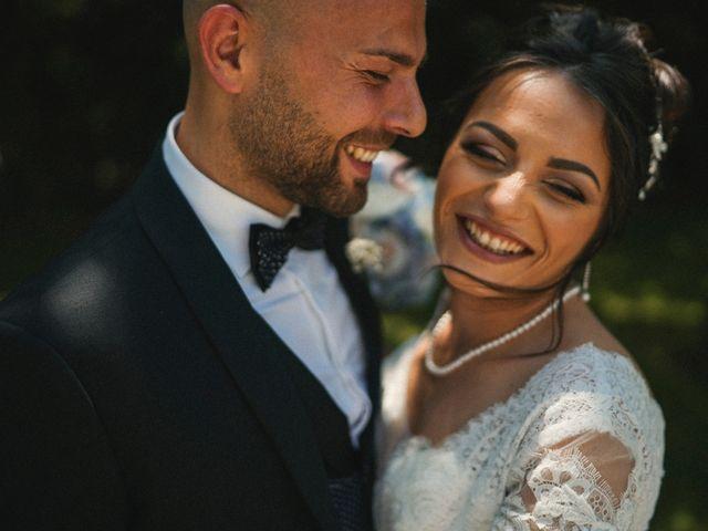 Il matrimonio di Sonia e Carmine a Casoria, Napoli 57