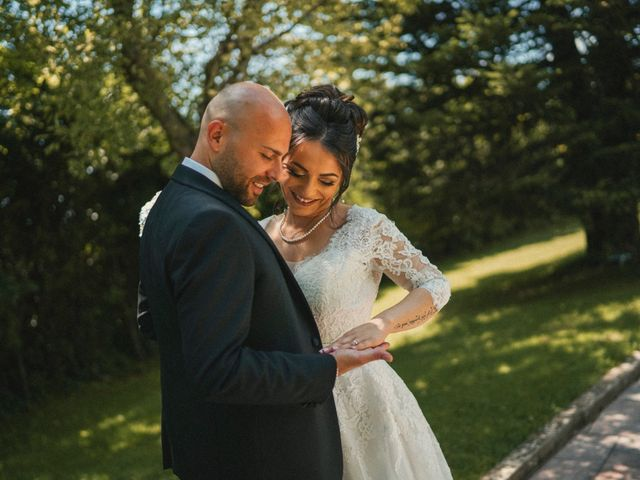Il matrimonio di Sonia e Carmine a Casoria, Napoli 61