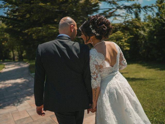 Il matrimonio di Sonia e Carmine a Casoria, Napoli 64