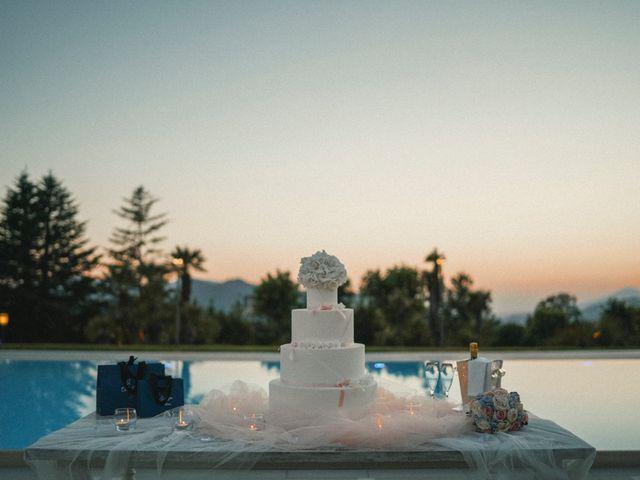 Il matrimonio di Sonia e Carmine a Casoria, Napoli 94