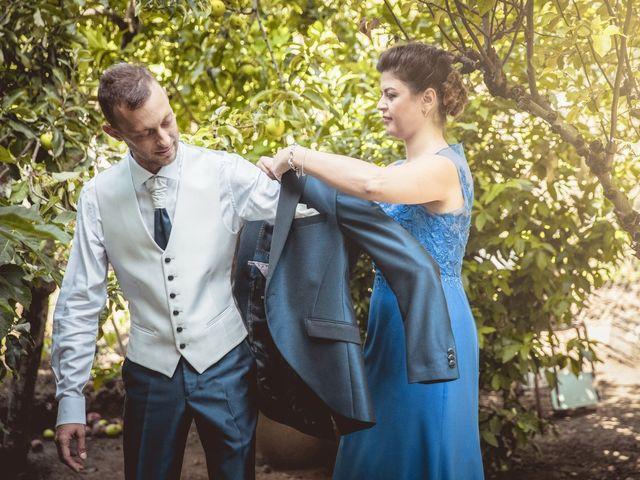 Il matrimonio di Loredana e Andrea a Caltanissetta, Caltanissetta 14