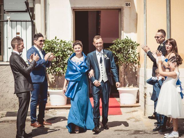 Il matrimonio di Loredana e Andrea a Caltanissetta, Caltanissetta 16