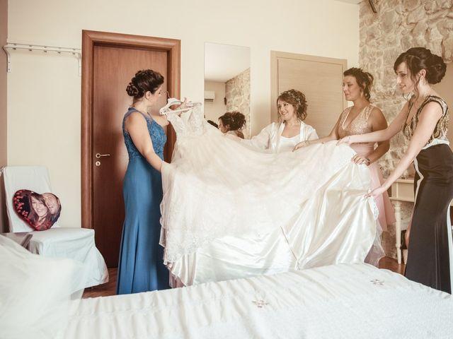 Il matrimonio di Loredana e Andrea a Caltanissetta, Caltanissetta 33