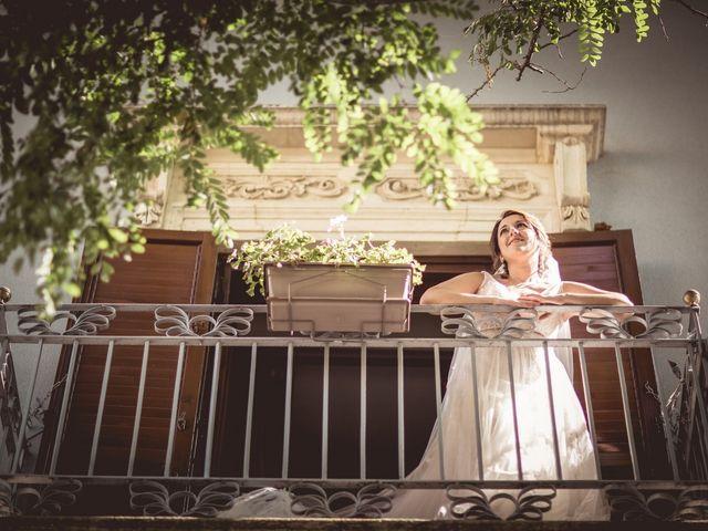 Il matrimonio di Loredana e Andrea a Caltanissetta, Caltanissetta 45