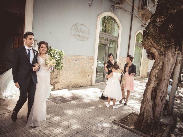Il matrimonio di Loredana e Andrea a Caltanissetta, Caltanissetta 46