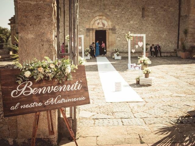 Il matrimonio di Loredana e Andrea a Caltanissetta, Caltanissetta 50