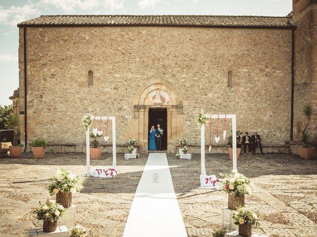 Il matrimonio di Loredana e Andrea a Caltanissetta, Caltanissetta 54