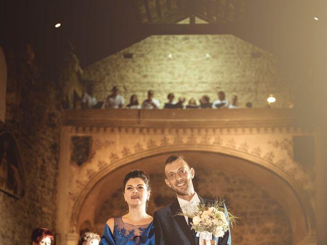 Il matrimonio di Loredana e Andrea a Caltanissetta, Caltanissetta 57