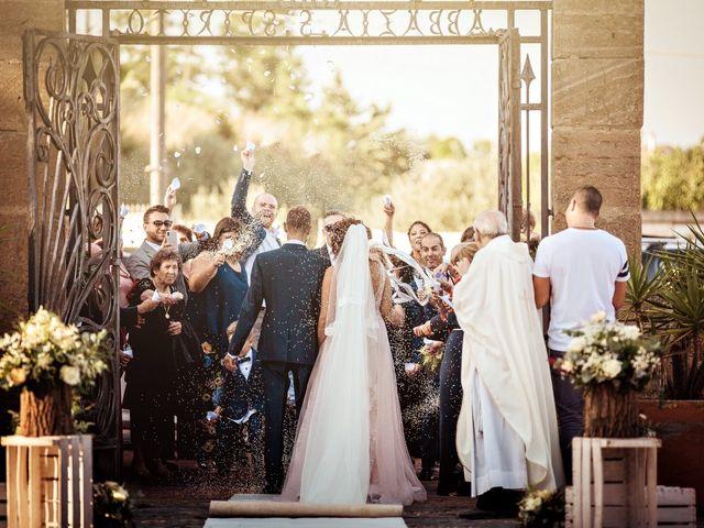 Il matrimonio di Loredana e Andrea a Caltanissetta, Caltanissetta 71