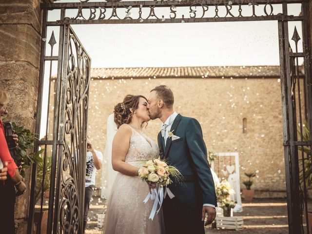 Il matrimonio di Loredana e Andrea a Caltanissetta, Caltanissetta 73