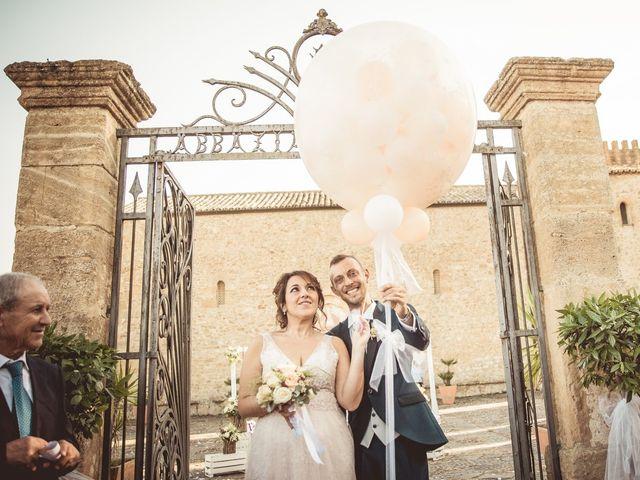Il matrimonio di Loredana e Andrea a Caltanissetta, Caltanissetta 74
