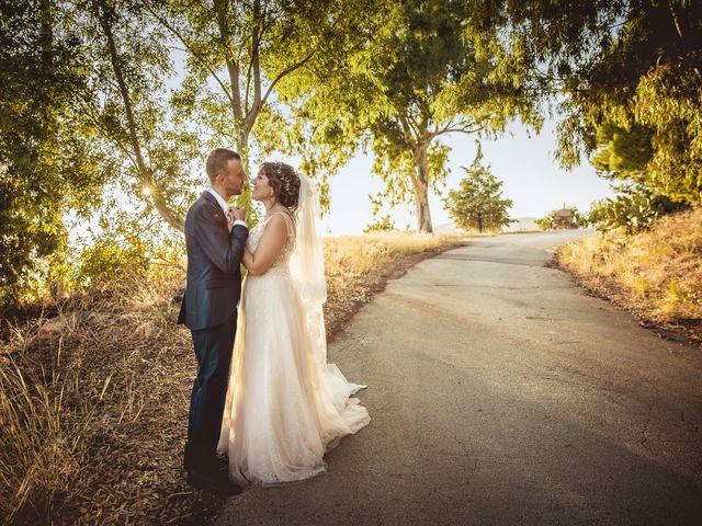 Il matrimonio di Loredana e Andrea a Caltanissetta, Caltanissetta 78