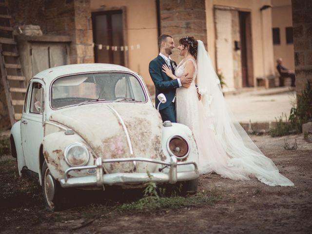 Il matrimonio di Loredana e Andrea a Caltanissetta, Caltanissetta 81